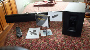 BOSE  CineMate 1 SR Digital Home Theatre Speaker System
