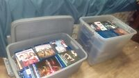 Blu-Rays $4 each (150 to choose from)