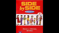 Side by Side Book && Activity Workbook 2 Third Edition