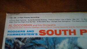 LP: South Pacific, Al Goodman and his Orchestra Kitchener / Waterloo Kitchener Area image 2