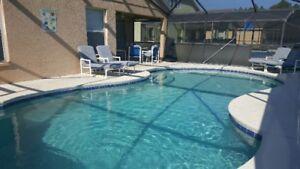 Lake View 4-Bdrm home w/Pool & Games Room,Orlando near Disney