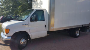 Furnace & Duct Cleaning Truck Cube Van For Sale