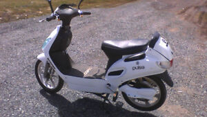 Ecoped Pulse scooter