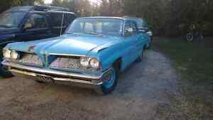 61 pontiac Strato- Chief asking $ 3000 obo or trade