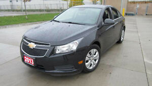 2013 Chevrolet Cruze LT,Automatic, 4DR, 3/ Y warrranty availabl