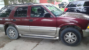 2000 GMC Jimmy SLE SUV