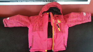 3T McKinley Jacket and Etinel snow pants