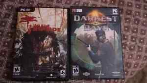 Dead Island Riptide, and Darkest Of Days.