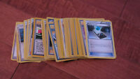 100 Pokemon Trainer Cards