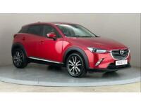 2016 Mazda CX-3 2.0 Sport Nav 5dr Hatchback petrol Manual