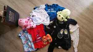 0-3 month baby boys lot