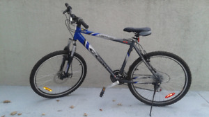 2 vélos 21 vitesses