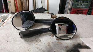 Paire de miroirs pour Suzuki Kanata