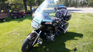 GOLDWING FORSALE NEED GONE!