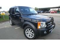 2007 Diesel Land Rover Discovery 3 2.7TD V6 auto XS 130723 Miles