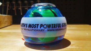 Power Ball Gyroscope