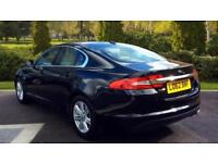 2012 Jaguar XF 2.2d (163) Luxury Automatic Diesel Saloon