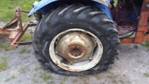 Wanted tractor Tires or Tire and Rims