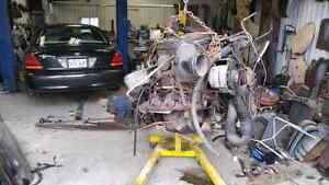 6.2 L diesel motor and th400 transmission West Island Greater Montréal image 2