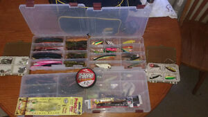 Fishing tackle make offers