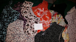 Ladies clothes assorted sizes mostly size 26