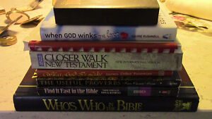 8 Bible-Related Books