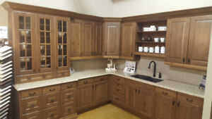 Showroom Display Kitchen - CAMBRIA COUNTERTOPS