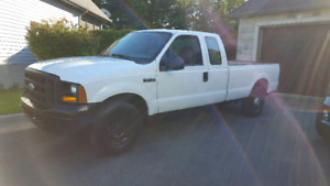 Pick up ford f 250 2006