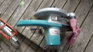 Makita Compound Mitre Saw