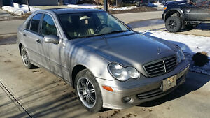 2006 Mercedes-Benz c230 - SUMMER and WINTER tires INCLUDED!