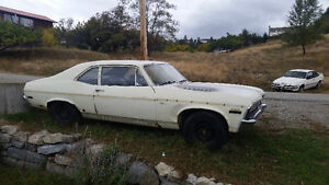PROJECT 1970 Chevy Nova 2 door