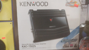 Kenwood KAC-1502S Power Amplifier