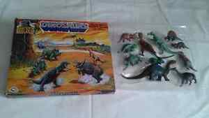 Ancient Rulers Dinosaurs Vintage/ Agglo Toys