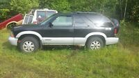 2002 GMC Jimmy 4x4