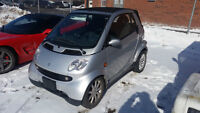 2006 SMART FORTWO PULSE CONVERTIBLE - CERTIFIED! WE PAY HST!