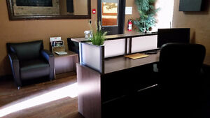 Downtown Calgary Office Space - Short & Long Term Options