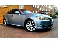 SUPERB LEXUS IS 250 SE AUTOMATIC ALLOYS LEATHERS PADDLE SHIFT KEYLESS GO PX