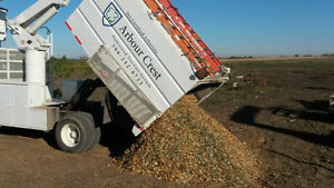 Wood-Chip mulch- Delivered