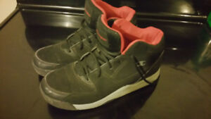 champion sneakers hi tops basketball size 9.5