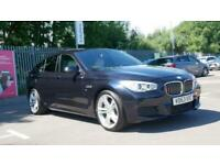 2013 BMW 5 Series 520d M Sport 5dr Step Auto Hatchback diesel Automatic
