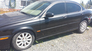 2003 Jaguar X-TYPE Sedan