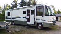 still time to enjoy the summer with this motorhome