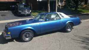 77 Buick Century for sale. Best Reasonable Offer this weekend