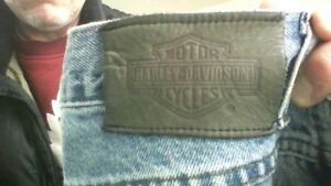 Harley Davidson Mens Jeans 34x34 Relaxed Fit