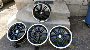 "17"" Multi-fit Rims"