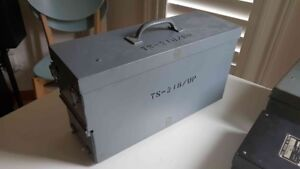 RCAF Royal Canadian Air Force army military electronic boxes