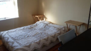Furnished room downtown- easy access to MUN