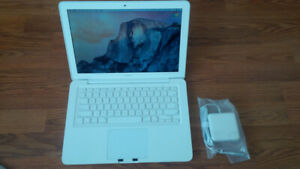"""13"""" Macbook Laptop 1342_2.40ghz_4gb_120 SSD_DVD/RW_BT_CAM_WiFi +"""