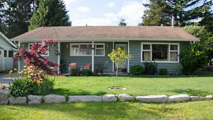 Your forever home waits! Rancher in Squamish