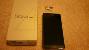 Samsung Galaxy Note 4 - screen is gone
